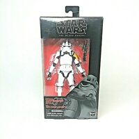 STAR WARS BLACK SERIES 6 INCH # 48 CLASSIC TRILOGY IMPERIAL STORMTROOPER FIGURE