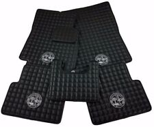 Mercedes G-Class G65 G63 G55 AMG G500 G550 4x4 SQUARED Eco Leather Floor Mats