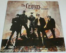 The Critters - New York bound   GERMAN VINYL LP