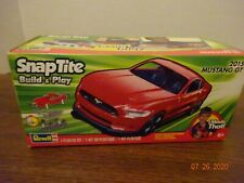 Revell Snap Tight Build and Play 2015 Ford Mustang Gt