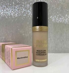 Too Faced-Born This Way-Super Coverage Concealer *Shade: Marshmallow* AUTHENTIC