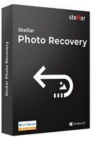 AVANQUEST STELLAR PHOTO RECOVERY STANDARD 10 - LICENZA 12 MESI nuovo.