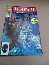 House II the Second Story 1 . Marvel  1987 - VF