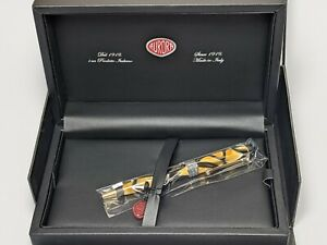 Aurora  526 AFRIKA Limited Edition Ballpoint in Amber Marble