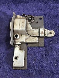 1937-1939 Ford RH front door latch good used