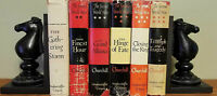 Set of 6 Winston Churchill Complete Vintage Books! $