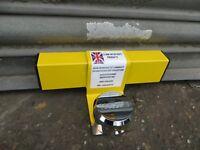 roller shutter garage door defender Security Lock Kit. MADE in the UK Yellow