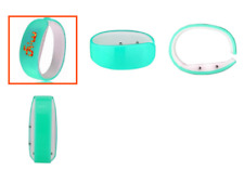Konektopshop LED Bracelet Digital Bangle Watch - Mint Green