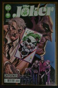 THE JOKER # 2 : NEAR MINT : JUNE 2021 : DC COMICS.