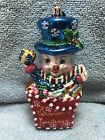 Radko+Seasons+Greetings+Snowman+Ornament