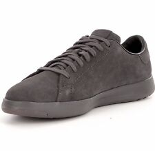 COLE HAAN men's Grandpro Tennis Fashion SNEAKERS Casual SHOES Suede GREY 9.5 M