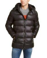 Calvin Klein Men's X-Fit Down Puffer Jacket Black Size S