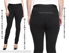 Womens Marks & Spencer Black Jeggings Size 28 12 10 8 10 Medium L30
