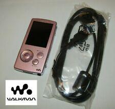 SONY WALKMAN Digital Media Player NWZ-A816 4GB Pink & Chrome.