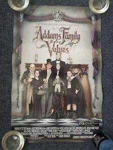 Adams Family Values Daybill