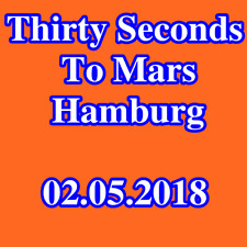 Tickets - THIRTY SECONDS TO MARS - HAMBURG - Stehplätze - 30 Seconds - 02.05.18