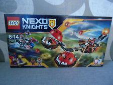Lego nexo Knights carro del caos