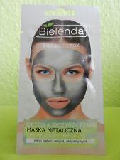 (3,74/10g) BIELENDA Silber DETOX Gesichtsmaske mit Zink, Kohle, Silber 8g