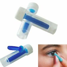 Gray Contact Lens Inserter For Color /Colored /Halloween Remover Sucker