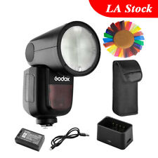 Godox V1-O Camera Flash Speedlite 2.4G TTL For Olympus Panasonic Lumix