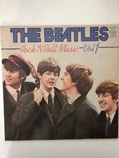 The Beatles – Rock 'N' Roll Music Vol. 1 - VINYL (MFP 50506) - Very Good