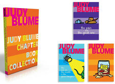 Judy Blume Collection The Pain and the Great One,Freckle Juice,One In The Middle