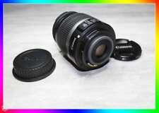 Objectif CANON EF-S 18-55mm f/3.5-5.6 IS Stabilisé pour reflex Canon EOS 200D...
