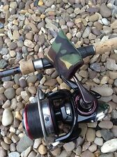 Peak angling products Reel handle protector strap camo fabric carp fishing