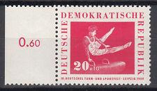 DDR 1959 Mi. Nr. 709 mit Rand Postfrisch (25486)