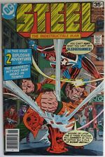 1978 STEEL THE INDESTRUCTIBLE MAN #3   -   VF                    (INV9608)