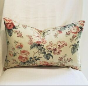 Waverly Pillow Covers/Shabby Chic