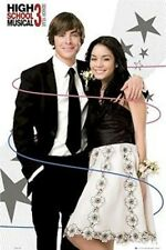 HIGH SCHOOL MUSICAL 3 ~ COUPLE ~ 24x36 DISNEY POSTER ~ NEW/ROLLED! Zac Efron