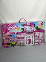 MEGA BLOKS BARBIE LUXURY MANSION, 80229, 301+ Pcs Not Complete
