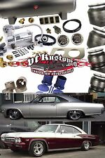 65-70 Impala Air Ride Suspension Kit