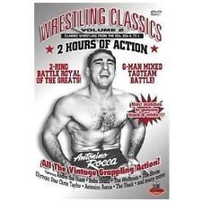 Wrestling Classics, Vol. 2 (DVD, 2009)