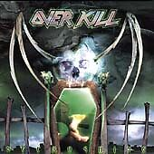 Necroshine by Overkill New CD, Rare, 1999. SEALED
