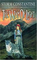 STORM CONSTANTINE ___ THE WAY OF LIGHT __ BRAND NEW __ FREEPOST UK