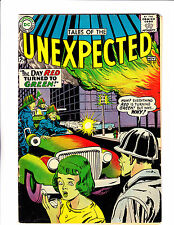"""Tales Of The Unexpected  No.85   : 1964 :    : """"The Day Red Turned To Green!"""" :"""