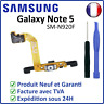 NAPPE FLEX DU BOUTON POWER ON OFF DU SAMSUNG GALAXY NOTE 5 SM-N920F N920 +OUTILS