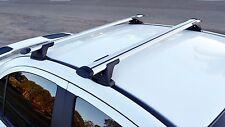 Mazda CX7 CX9 2006-16 Aero Roof Rack Cross Bar Lockable Alloy Flexible 135cm