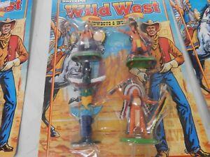 Britains Wild West set 7527