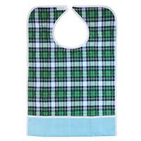 Adult Disability Mealtime Lätzchen Tuch Schutz Schürze Wasserdicht