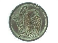 Civil War Nco Shoulder Eagle Belt Plate