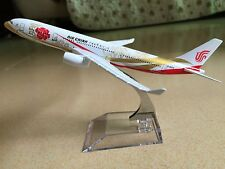 AIR CHINA AIRBUS A330 Passenger Airplane Plane Metal Diecast Model Collection