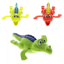 1PC Educational Clockwork Crocodile Infant Swimming Bath Toys Pool Kids Baby AU