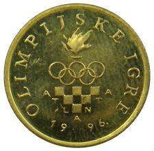 (F28) - Kroatien Croatia - 5 Lipa 1996 Olympiade Atlanta Olympics - UNC - KM# 37