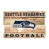 Seattle Seahawks XXL Holzschild 76 cm ! !,NFL Football,Plank Wood Sign