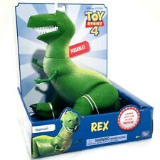 Disney Toy Story 4 Rex Action Figure 64063 Pixar Films 2019 NEW