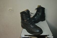 CHAUSSURE BOOTS RANGERS MARBOT NEUVIC ARMEE FRANCAISE TAILLE 38 BOTTE CUIR