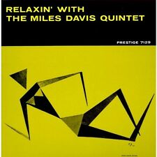 Relaxin' with the Miles Davis Quintet (Vinyl)